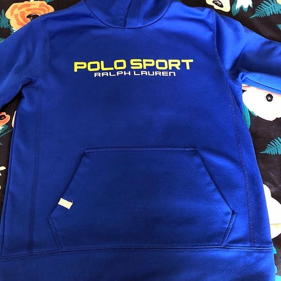 Ralph Lauren Polo Sport Hoodie